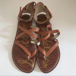 Same Edelman Gilroy Strappy Leather Sandal